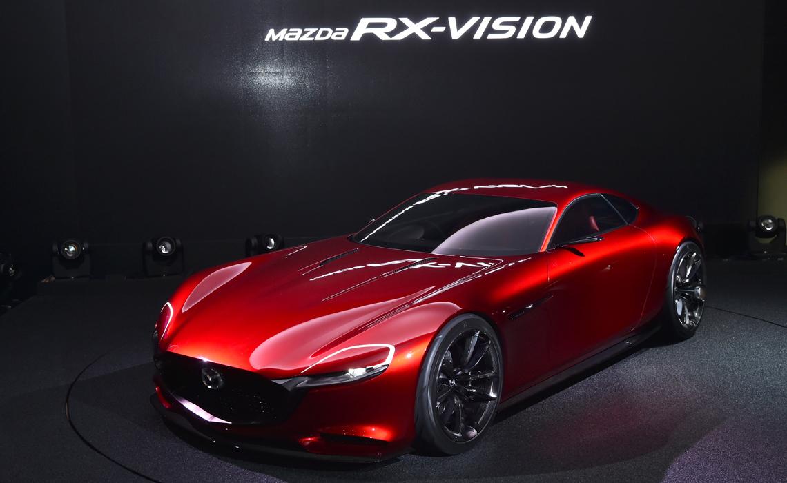 マツダのロータリー車復活?エンジンは完成|RX-7とブランド戦略とはのメイン画像